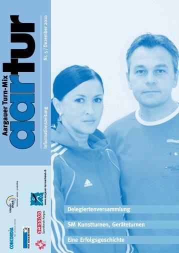 Ausgabe 05_2010 - Aargauer Turnverband