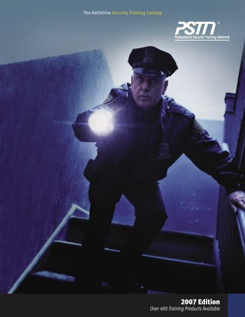 Basic Security Officer Training Series