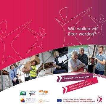 Einladungskarte - EU-Direct