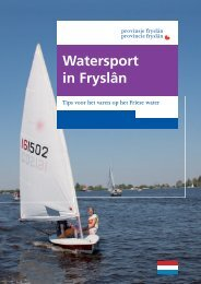 Watersportbrochure - De Marrekrite