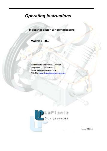 SD-01-344 Bendix® Tu-Flo® 750 Air Compressor