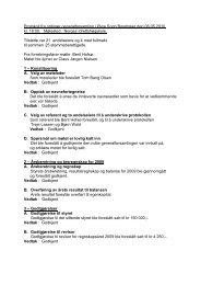 Protokoll fra ordinær generalforsamling i Øvre Sogn ... - Herborvi.no