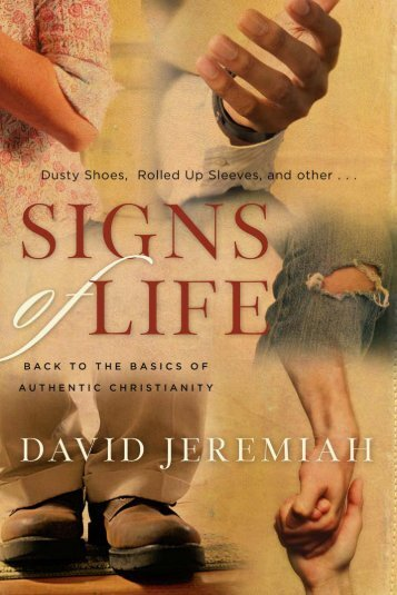 Signs of Life - Dr. David Jeremiah