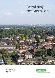 BioRegional Retrofitting the Green Deal Report