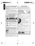 Owner's Manual - Specs and reviews at HDTV Review - Page 2