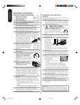 Owner's Manual - Specs and reviews at HDTV Review - Page 4