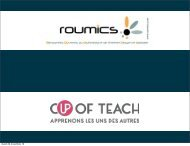 Cup of Teach - ROUMICS