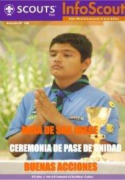 buena acción - Scouts del Perú