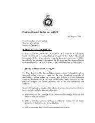 Finance Circular Letter No. 4_2010.pdf - University Grants ...