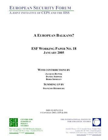 Download (307Kb) - Archive of European Integration