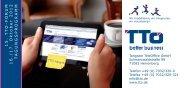 1 2 . TTO - FORUM 1 5 . TTO - Tangram TeleOffice GmbH