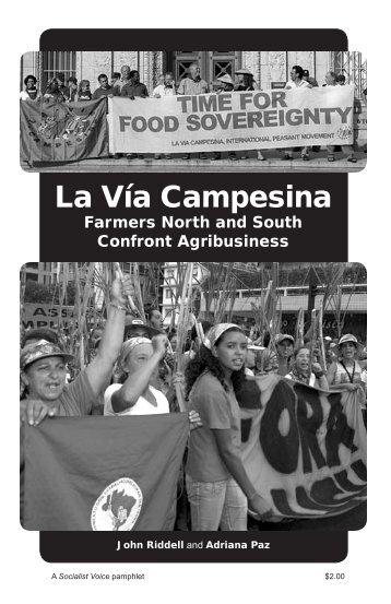 La Vía Campesina - Reading from the Left
