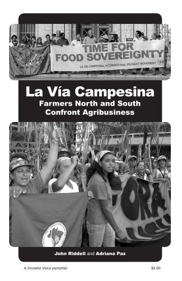 La Vía Campesina - Reading from the Left