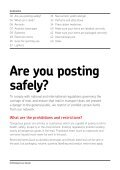 Dangerous Goods - Royal Mail - Page 2