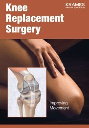 Knee Replacement Surgery - Veterans Health Library