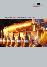 Agregaty kogeneracyjne - ciepło i energia elektryczna ... - Viessmann