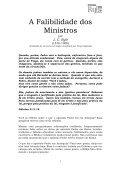 A FALIBILIDADE DOS MINISTROS - Livros evangélicos - Page 3