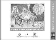 Calendario astronómico 2009