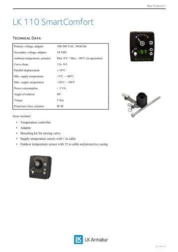 LK 110 SmartComfort