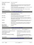 MATERIAL SAFETY DATA SHEET - Quaker Chemical Corporation - Page 2