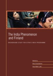 The India Phenomenon and Finland - Sitra
