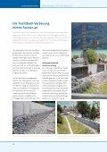 Die Trachtbach-Verbauung nimmt Formen  an - Seite 6