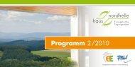 Programm 2 /2010 - Haus Nordhelle