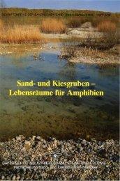 Lebensräume für Amphibien - Bayerischer Industrieverband Steine ...