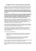 A pack containing further details about the post can be obtained by ... - Page 7
