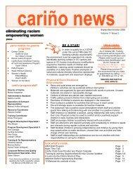 Cariño News