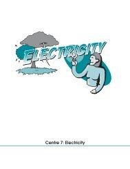Centre 7: Electricity