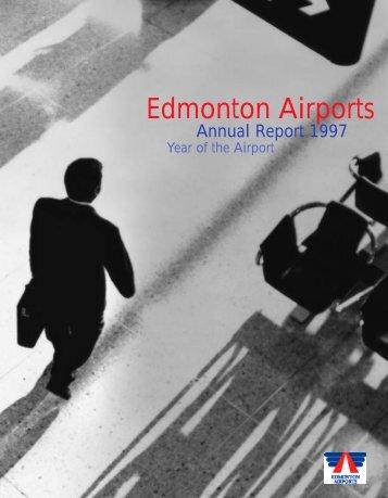 Edmonton Airports - Edmonton International Airport