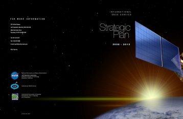 2008-2012 IGS Strategic Plan (PDF)