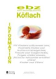 EBZ- 8580 Köflach, Hauptplatz 10 DSA Kipperer Marion ... - Bärnbach
