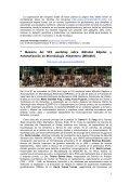 Nº 28 - Diciembre 2009 - Sociedad Española de Microbiología - Page 5