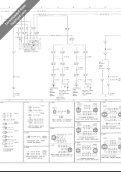Sierra & Cosworth Wiring Diagrams 1991 German - Page 6