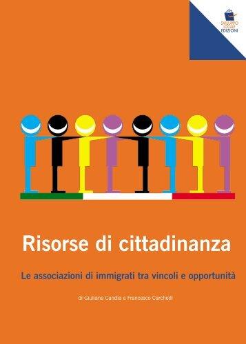 Risorse di cittadinanza - Integrazione Migranti