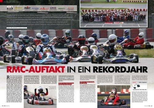 RMC 2011 - ROTAX MAX Challenge
