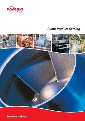 Pump Product Catalog - TS-Pumpentechnik GmbH