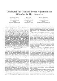 Distributed Fair Transmit Power Adjustment for Vehicular Ad Hoc ...