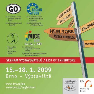 15.–18. 1. 2009 - NaKole.cz