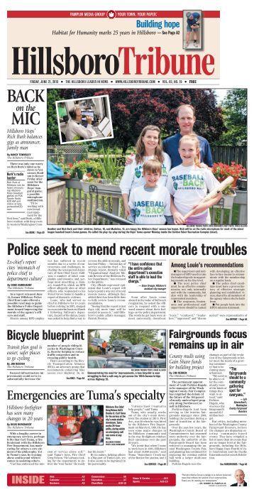 BACK MIC - Portland Tribune