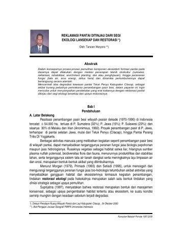 5. REKLAMASI PANTAI.pdf - Blog Staff UI - Universitas Indonesia
