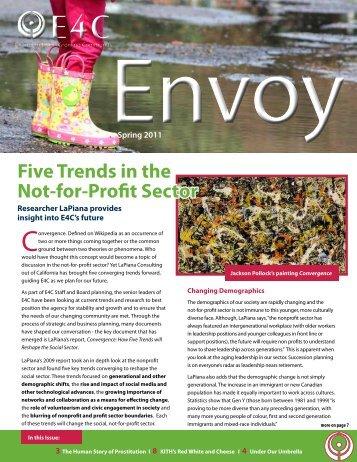 The Envoy - Spring 2011 - E4C