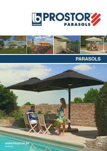 PARASOLS - Prostor