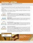 Schluter®-DITRA Installation Handbook 2010 - Schluter Systems - Page 2