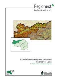 Rauminformationssystem Steiermark - Regional Management Liezen