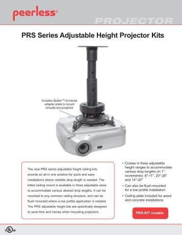 Brochure - R & D Data Products