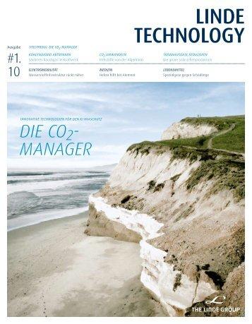 Download Linde Technology 1   2010 (PDF 3,5 MB) - Linde Gas