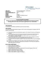 Job Description - Jobsgopublic